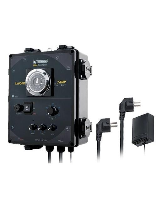 Mini Controller 4x600w Cli-mate