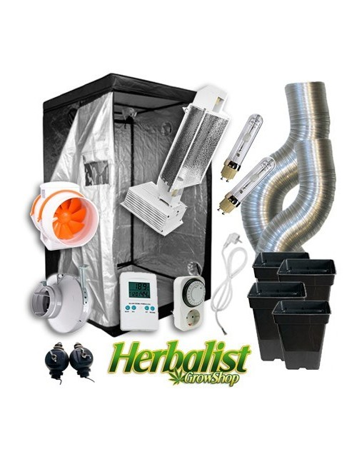 kit de cultivo interior 150 LEC 630w