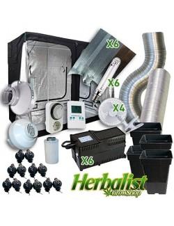 Kit Cultivo Herbalist 290X290X200cm