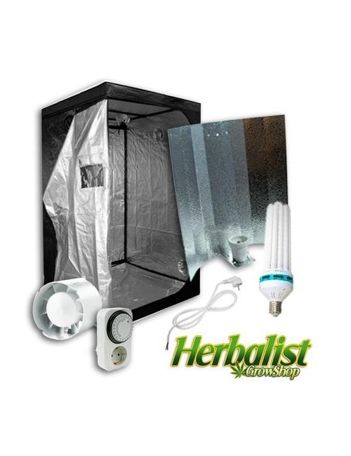 kit de Cultivo interior Básico Bajo Consumo 120