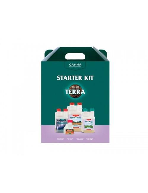 Starter Kit Terra Canna