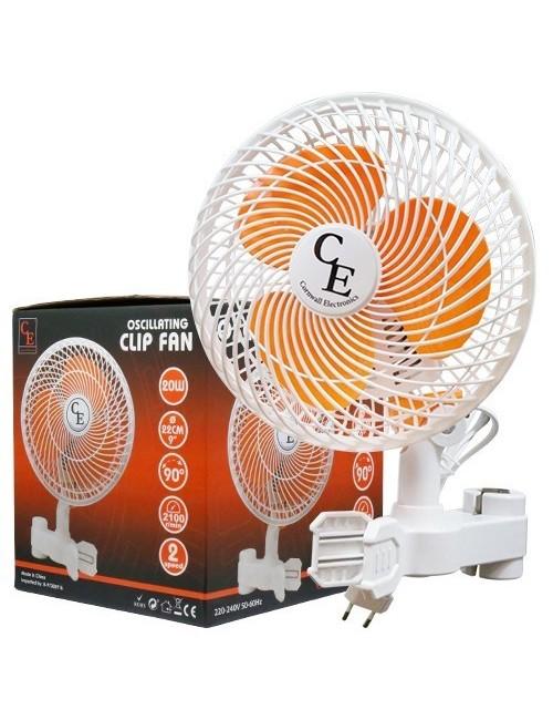 Ventilador Pinza Oscilante 20w