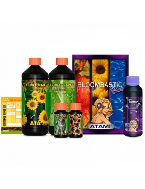 Kit ATA Bloombastic Box Terra