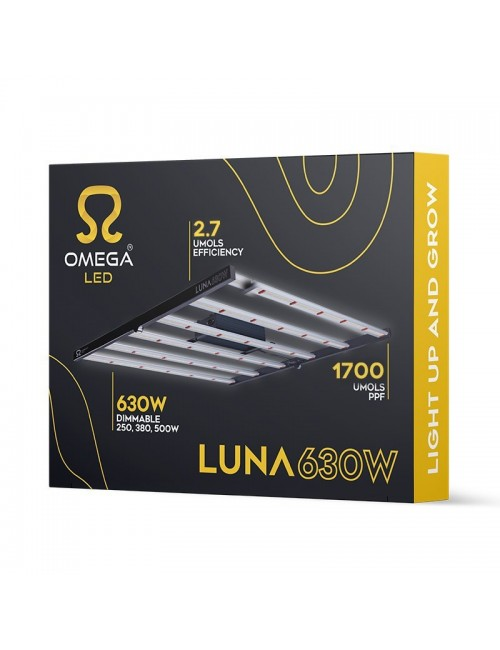 Luminaria LED Luna 630w-5