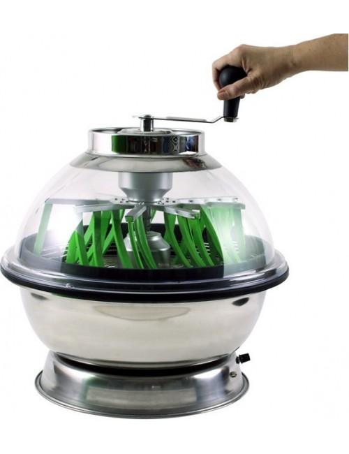 """Peladora eléctrica Leaf Timmer Pro 24"""""""