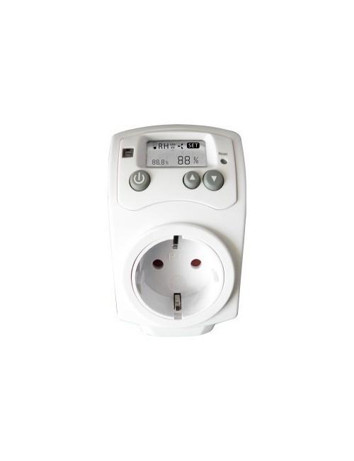 Controlador / Regulador de Humedad digital