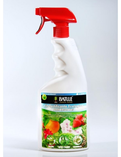 Fitofortificante Eco Anti insectos, BATLLE