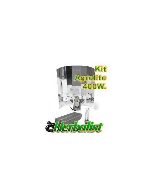 Kit de iluminación electrónico Agrolite 400w