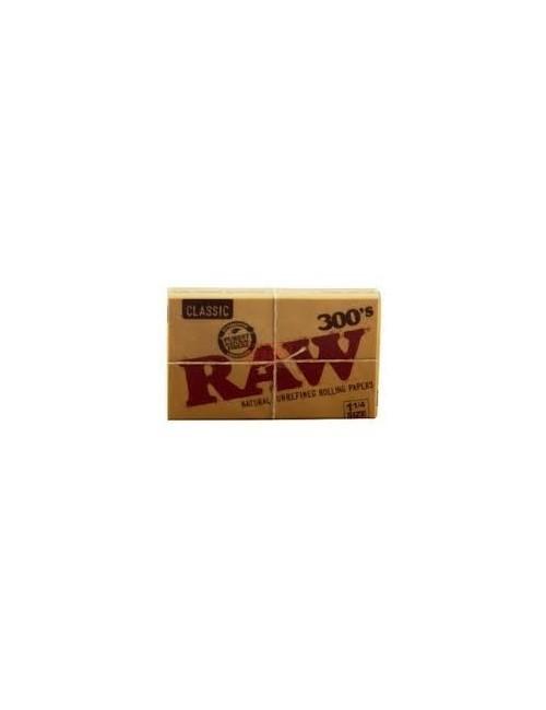 Raw 1 1/4 300 unidades