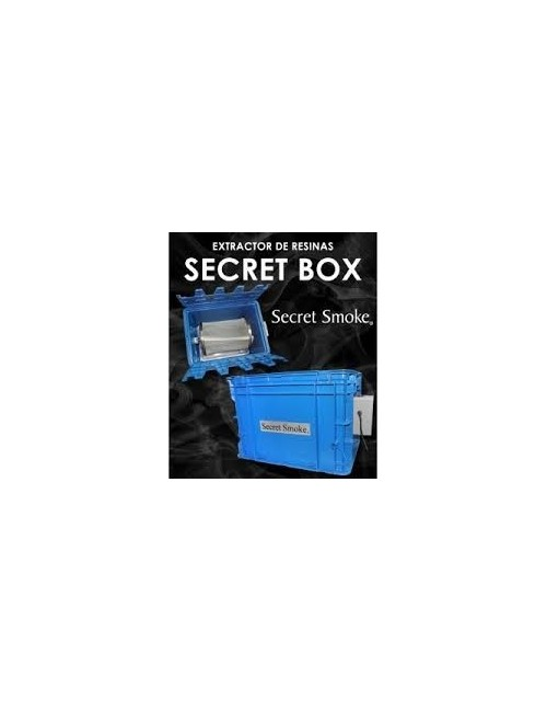 Secret Box Lavadora de Resina en Seco