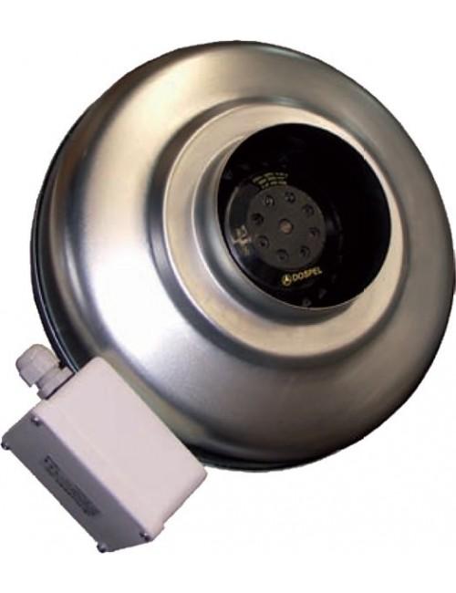 Extractor metálico WK