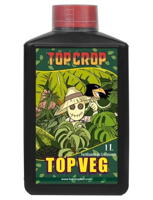 Top Veg Envase-1 Litro