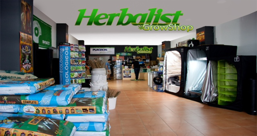 Herbalist Grow Shop