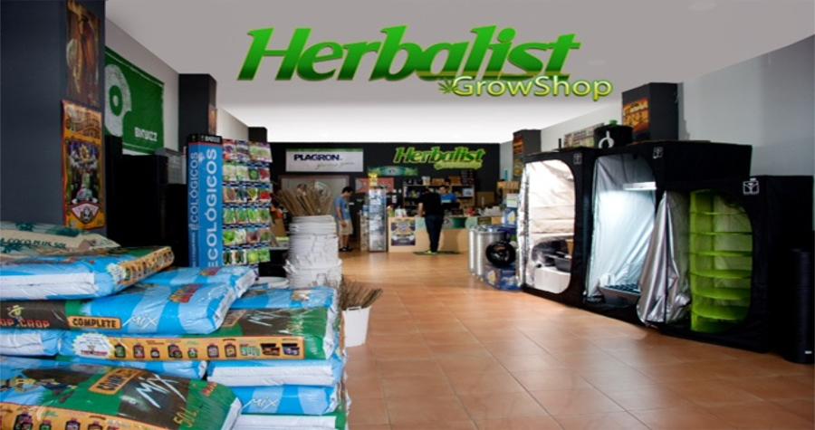 Herbalist Grow Shop